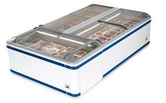 Arcones congeladores. Fabricación propia, los mejores del mercado.
