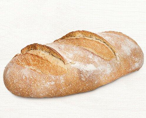 Hogaza Trigo Clásica. Nuestro panaderos han conservador el oficio y la tradición de amasar hogaza