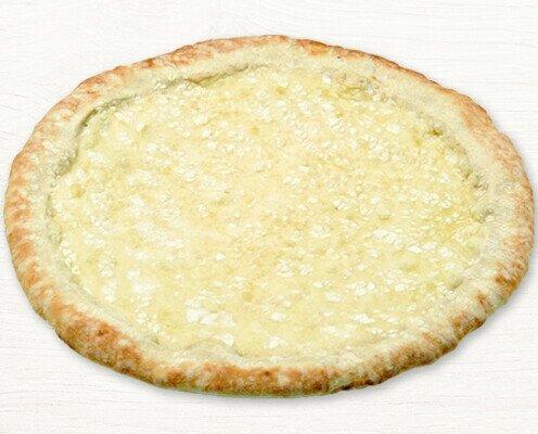 Base Pizza sin Tomate. Ideal para aquellos niños que no son muy amigos de la salsa de tomate