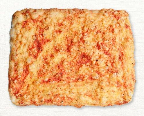 Base Pizza Tomate. Gracias a utilizar una salsa de tomate más concentrada, conseguiremos que la base de