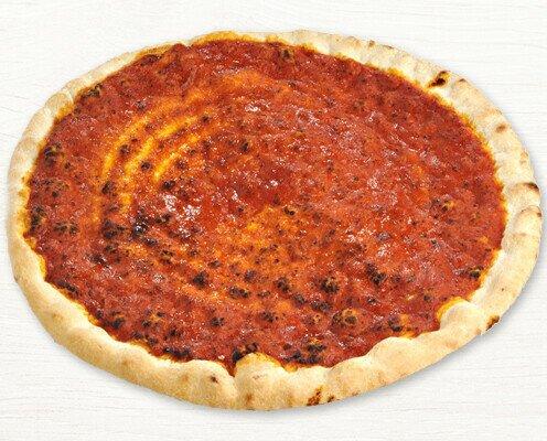 Base Pizza con Tomate. No hay buena pizza sin una salsa de tomate deliciosa,
