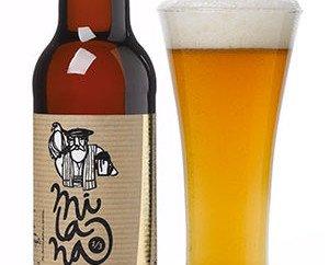 Milana Bonita. Cerveza de alta fermentación