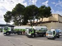 Combustible para flotas de vehículos