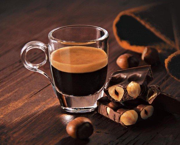 Chocolate avellana. Cremoso, irresistible y delicioso