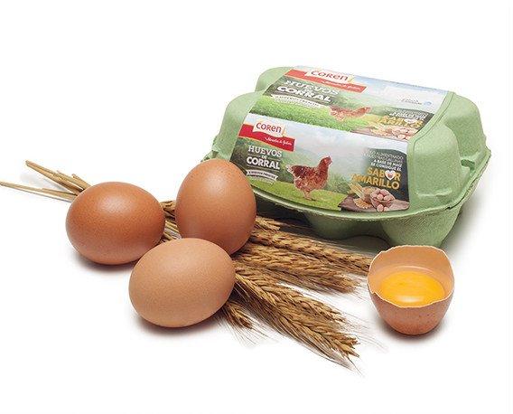 Huevos Frescos de Gallina.Frescura garantizada