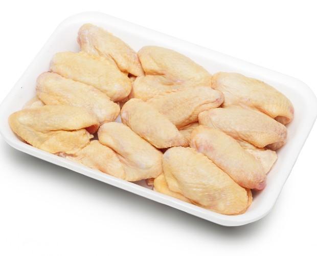 Alas de pollo. Alitas de pollo