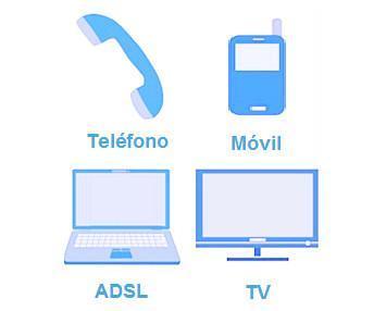 Unificamos sus facturas. Ofrecemos soluciones en telecomunicaciones
