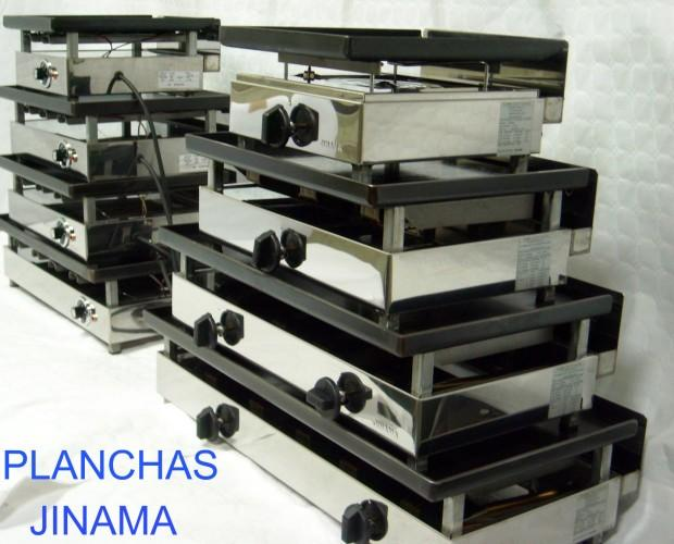 Planchas Jinama. Planchas para Hosteleria Jinama