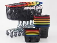 Proveedores Carros y cestas
