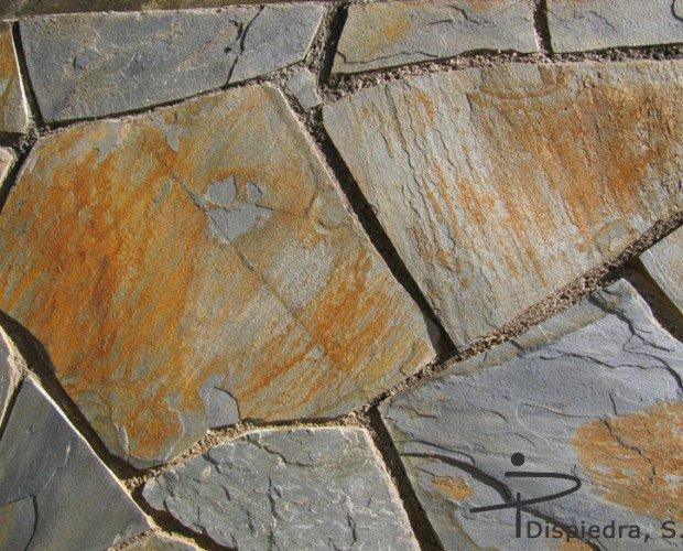 Piedra Gris Oxidada. Somos fabricantes