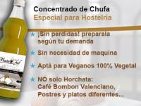 Horchata para hostelería