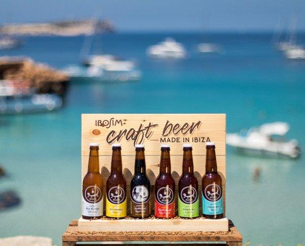 Cervezas Ibosim. Cervezas Ibosim. Cerveza hechas en Ibiza.