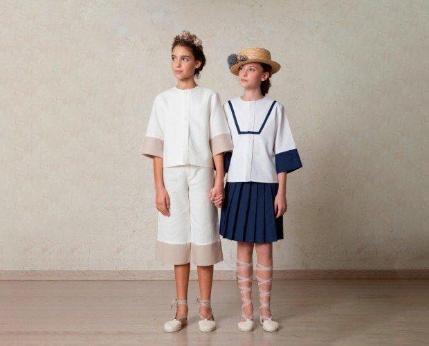 Comunión Original. Quémono tiene diseños de comunión originales, una alternativa al vestido convencional