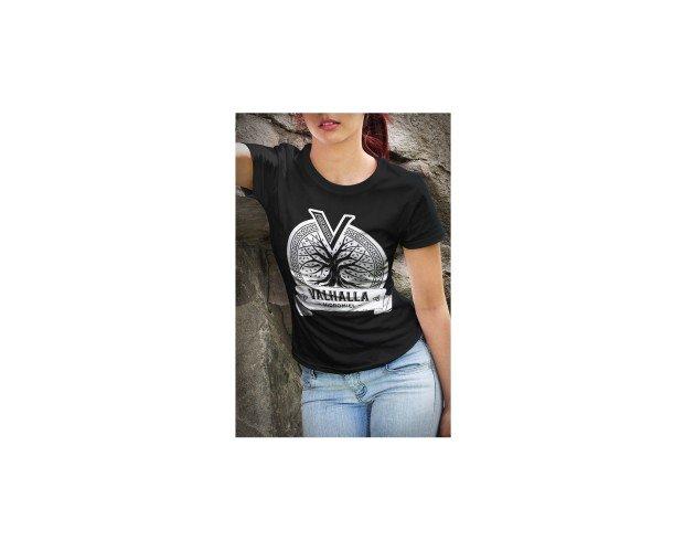 Camiseta Mujer Valhalla. Se parte de nuestro equipo