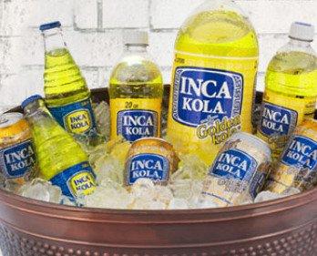 Refrescos de Importación.Varios formatos, tanto en botellas como latas de diversos tamaños.