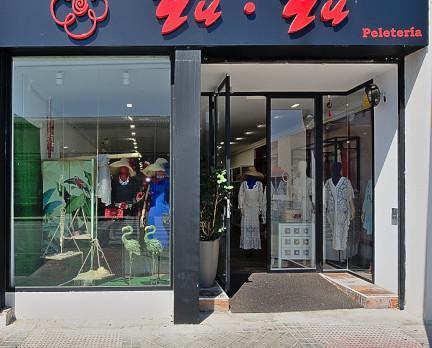 Nuestra tienda. La imagen de una de nuestras tiendas.