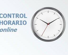 Aplicación para el control horario. Aplicación web para el control horario y de asistencia de los empleados.