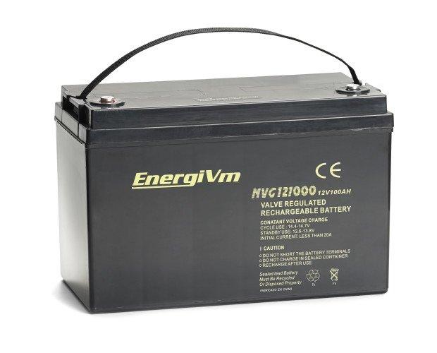 Baterías y Pilas.UPS 12V 100 A
