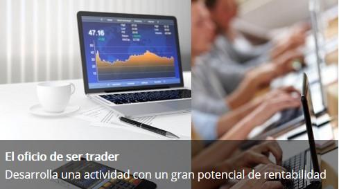 Formación Online.Haz del Trading un oficio. Una profesión apasionante