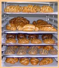 Nuestro pan. Gran variedad de panes precocidos