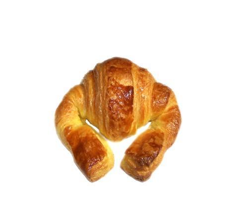 Croissant. Bollería clásica congelada
