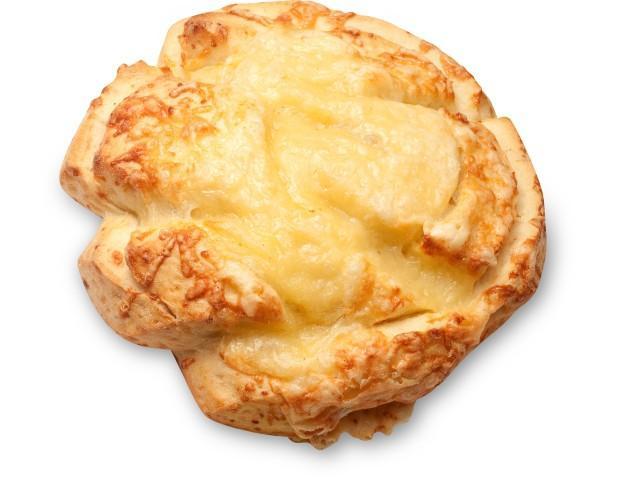 Estrella de queso. Masas de bollería salada congelada