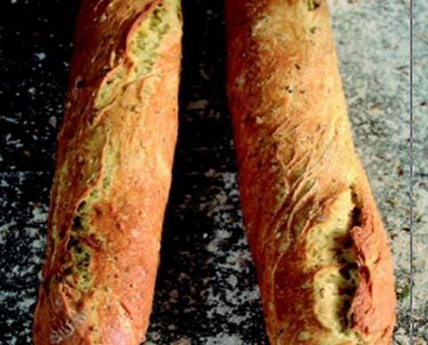 ogikol. Gran variedad de pan congelado y precocido