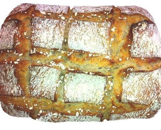 Txabola. Variedad de panes blancos, integrales, rústicos y más