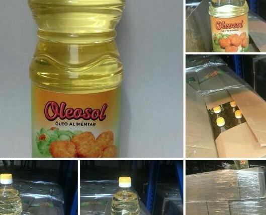 Aceite de Girasol.Envasado nuestra marca