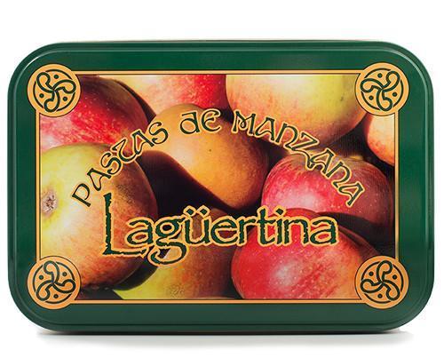 Pastas de manzana