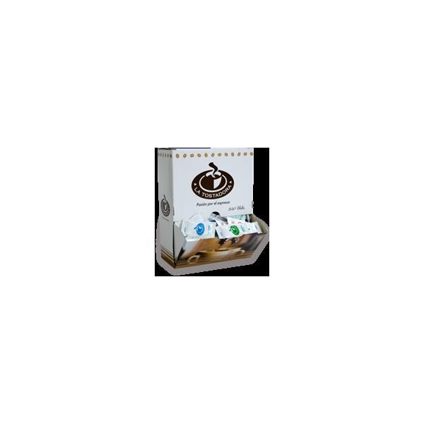Sacarina. Complementos para el café