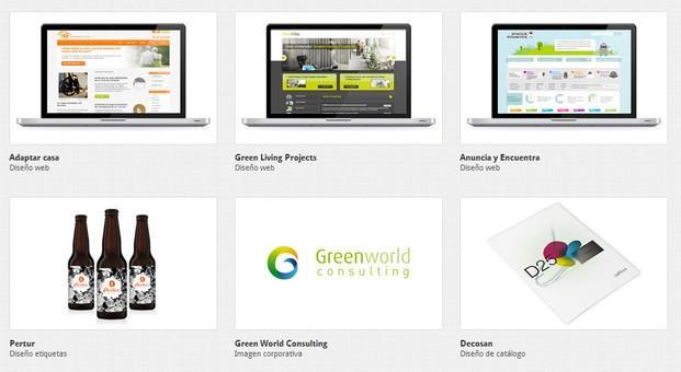 Diseño gráfico. Imagen corporativa, logos, catálogos, packaging