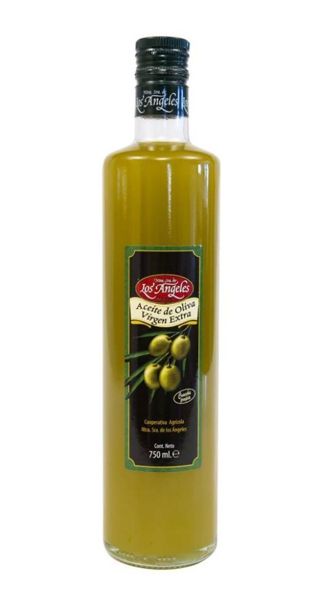 Aceite de Oliva . Aceite de Oliva Virgen Extra LOS ANGELES