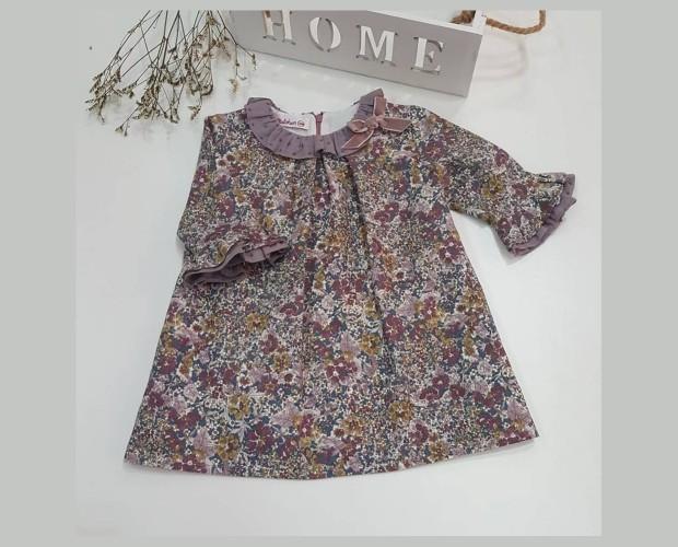 Vestido floreado. La mejor relación calidad/precio