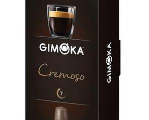 Café cremoso. Café italiano