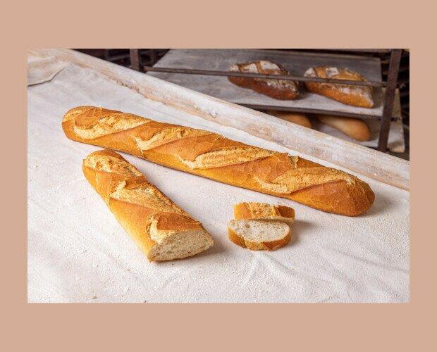 Barra. El pan nuestro de cada día. El pan que nunca pasa de moda.