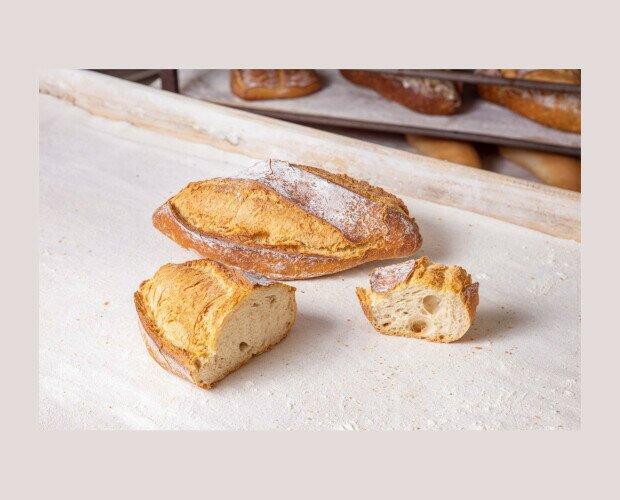 Pan de rajola. Combinación exquisita de corteza, miga esponjosa y un sabor único