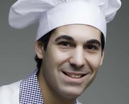 Gorro cocinero. Gorro cocinero tipo pastelero con ajuste posterior mediante velcro