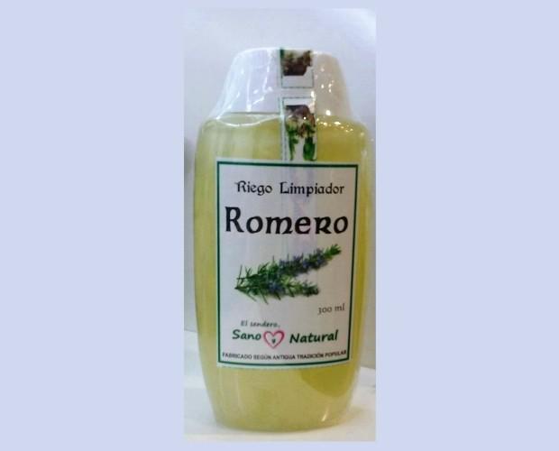 Baño Romero. Perfumes y aguas totalmente naturales.