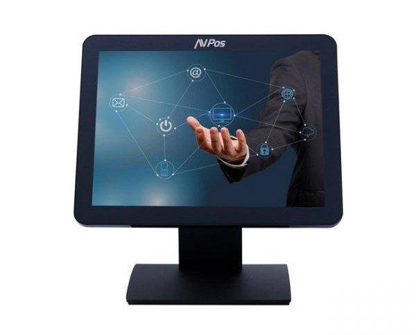El monitor táctil Avpos 15″. Pantalla táctil de Avpos