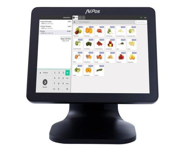 TPV Avpos K5000. La máquina perfecta para llevar la gestión y las ventas de tu empresa.