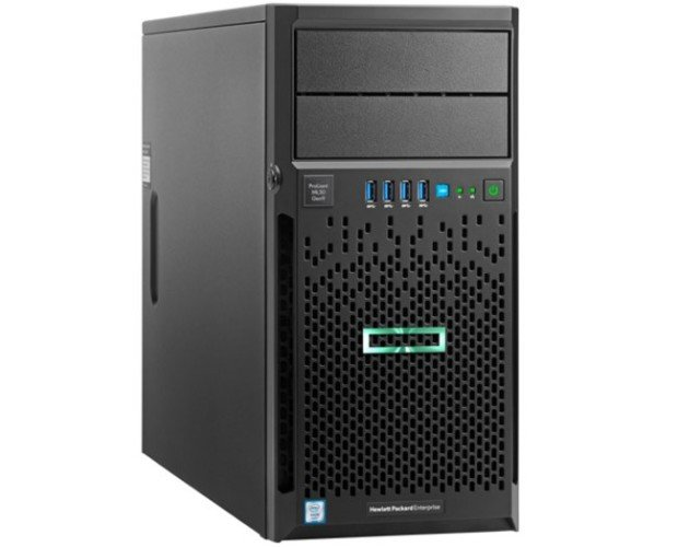 Servidor HP. Con características de gestión avanzadas