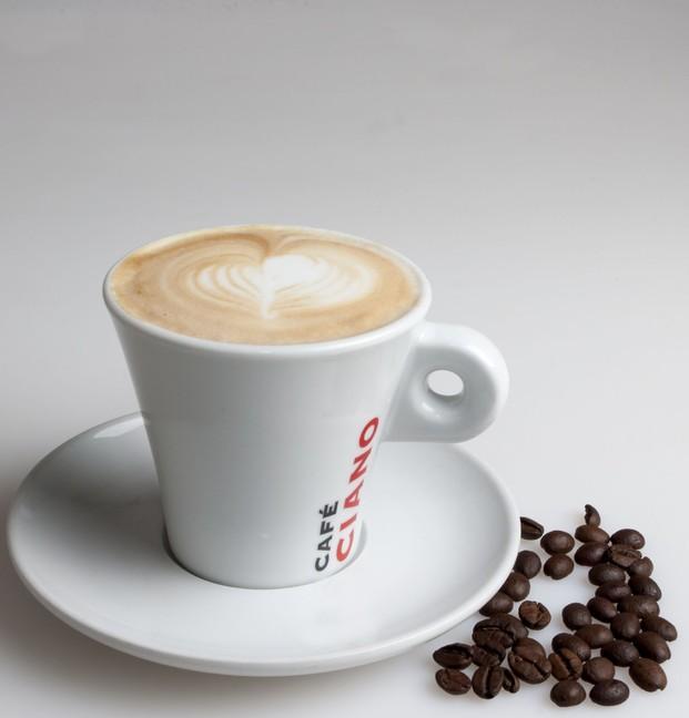 Capppuccino Ciano. Deleite a sus clientes con el mejor Cappuccino