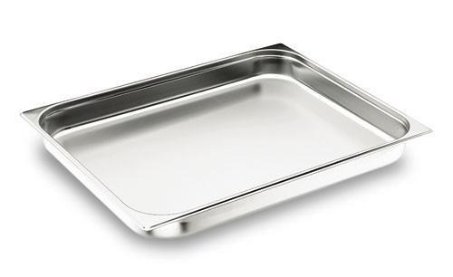 Cubetas de acero inoxidable. Cubeta de acero inox. de 6.5 litros