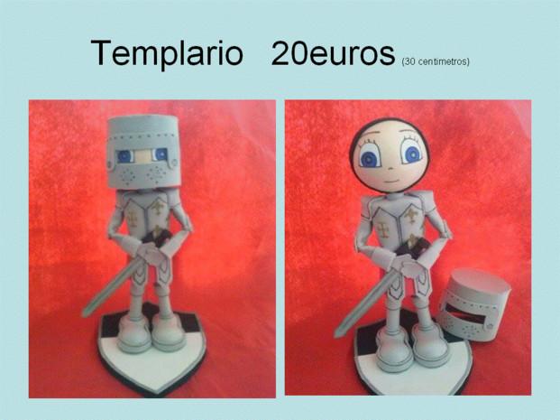 Templario. Artesanal