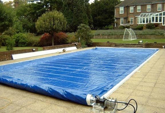 Productos Plásticos. Lonas para piscinas