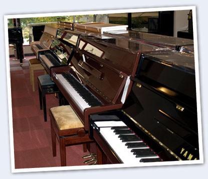 Instrumentos. Pianos Verticales