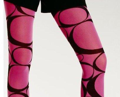 PIPER. Panty modelo Piper Serigrafía Disponible en tallas 2-3-4 Y en 4 colores, gris, rosa, verde y natural Rombo en algodón 100% Made in Italy