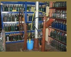 Distribución. Bebidas y productos alimenticios.