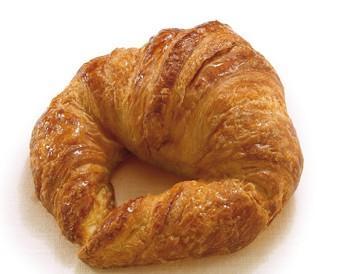 Croissant ARTESANO 120G. Pastelería y bollería congelada